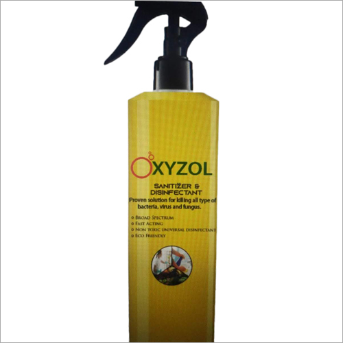 Oxyzol Disinfection