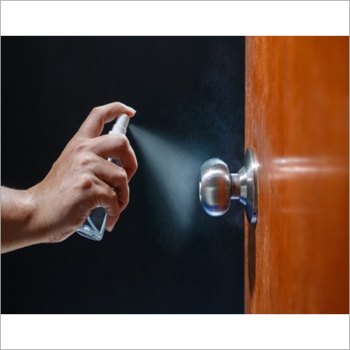 Disinfection Chemical For Door Holder