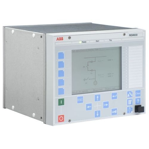 Motor protection and control REM630 IEC