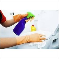 Disinfection For Washroom Chemical
