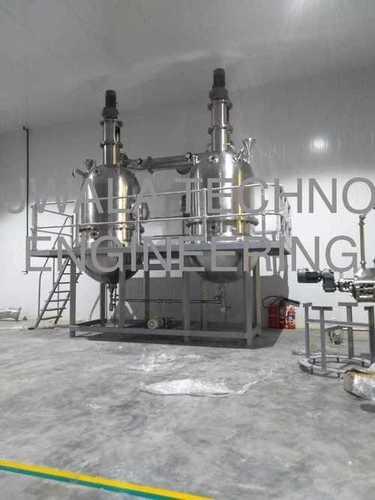 Jam Processing Plant