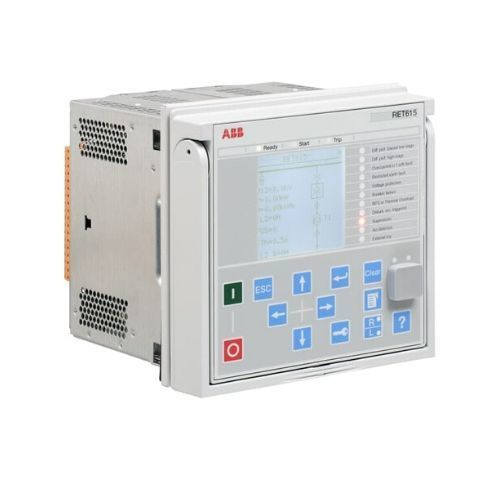 Transformer Protection and Control Ret615 Ie