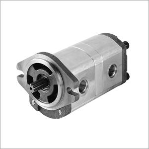 Hydraulic Double Gear pump