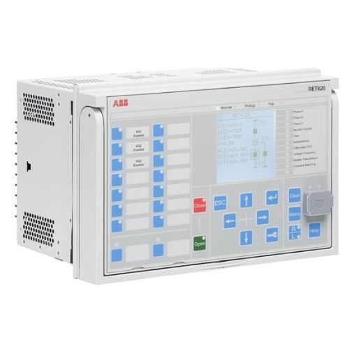 Transformer protection and control RET620 ANSI
