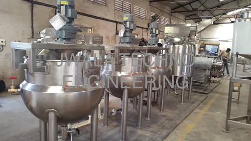 Mango Jam Processing Machinery