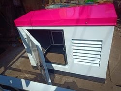 Soundproof Box For Generator