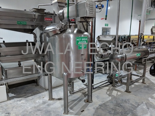 Fruit Jam Making Machine