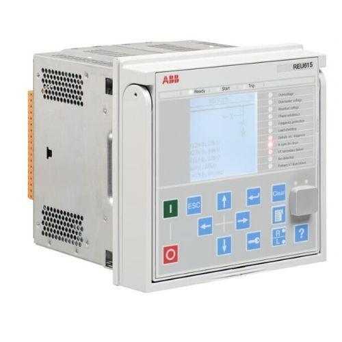 Voltage Protection and Control Reu615 Iec