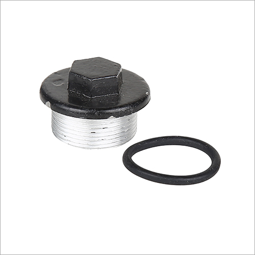 Mobile Drain Nut With O Ring