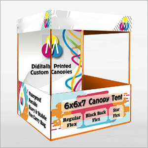 Canopy Flex Printing Services