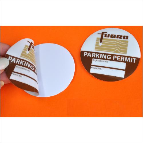 Gumming Sticker Printing Service