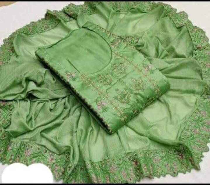 Latest fancy dress material