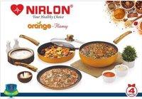 Nirlon Orange Flamy Gift Set