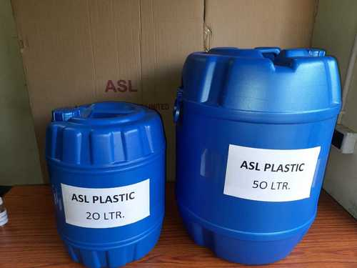 HDPE drums for sanitizer and hand wash
