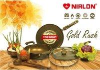 Nirlon Gold Rush Cookware Gift Set