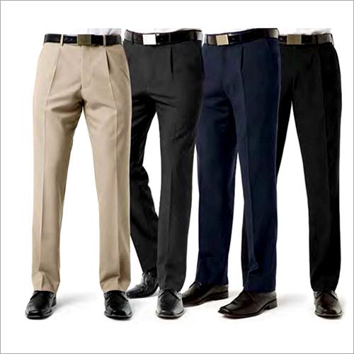 Mens Formal Cotton Pants