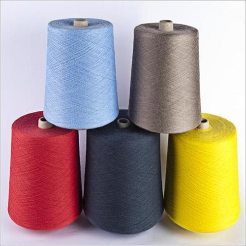 PV Blended Dyed Yarn