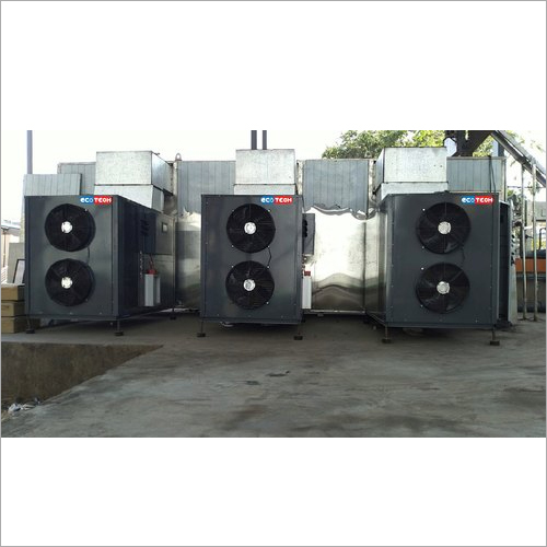 Heat Pump Sludge Dryer
