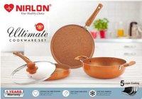 Nirlon Ultimate Cookware Set