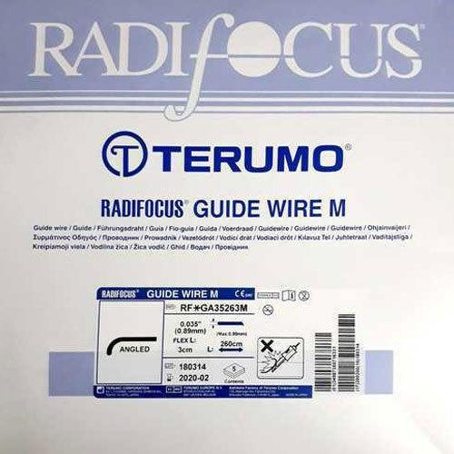 Terumo Radifocus Guidewire M Standard Type