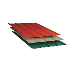 Metal Hi-Rib Trapezoidal Cladding Sheets
