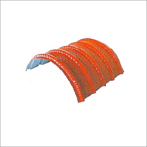 Industrial Metal Curved Profile Sheets