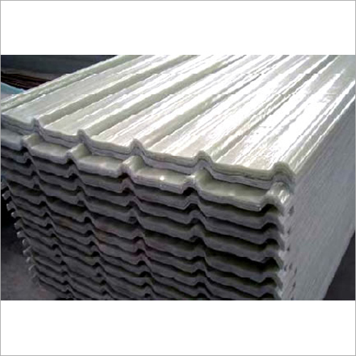 Industrial FRP Skylight Roofing Profile Sheets