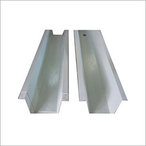 FRP Rain Water Valley Gutter for Roofing Sheet