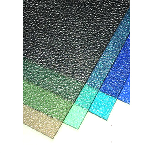 Industrial Polycarbonate Skylight Roofing Sheets