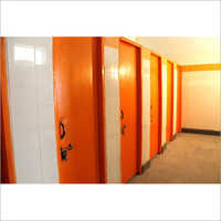 Flush Type FRP Door
