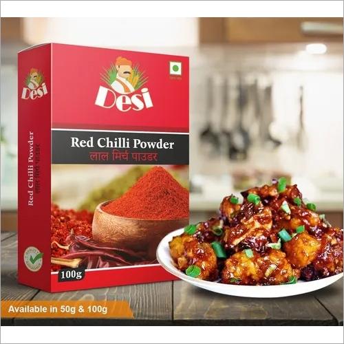 Desi Lal Chilli Powder