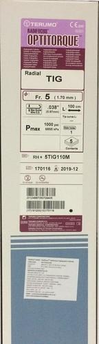 Terumo Radifocus Optitorque Angiographic Catheter