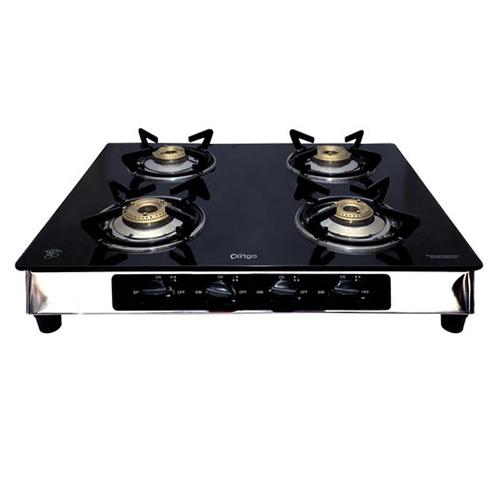 4 Burner Kitchen Gas Cooktop