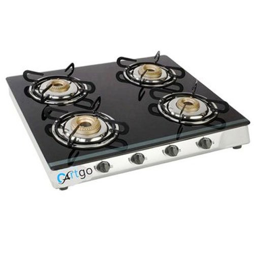 Domestic 4 Burner Kitchen Gas Cooktop
