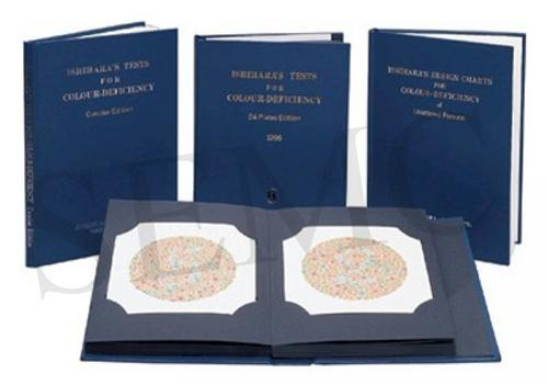 Ishihara Book 24 Plates