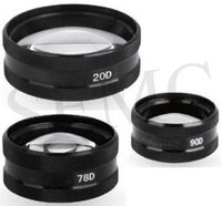 Aspherical Lens  Set Of 3