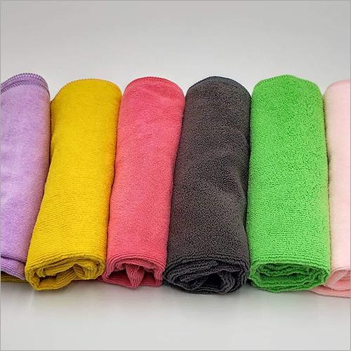 Plain Coloured Towel