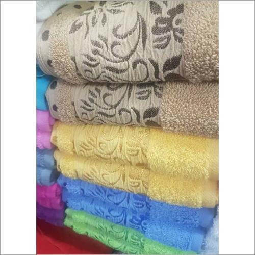 Printed Designer Towel