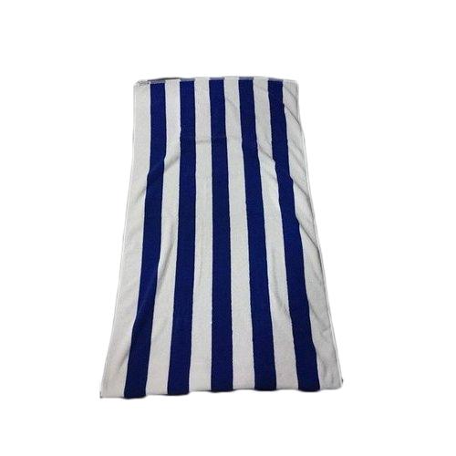 Striped Pool Towel