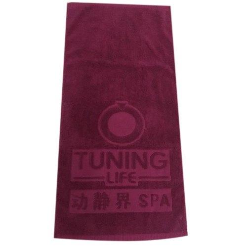 Jacquard Spa Terry Towel