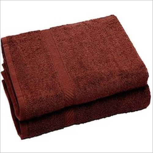 Brown Spa Towel