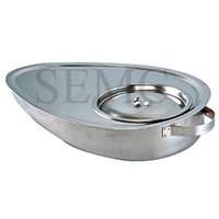 Stainless Steel Bed Pan Male