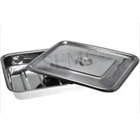 Stainless Steel Instrument Tray With Cover