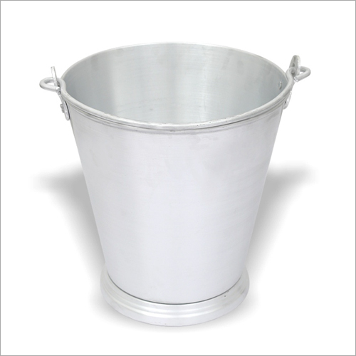 Simple Aluminium Bucket