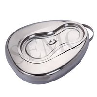 Stainless Steel Bed Pan Female