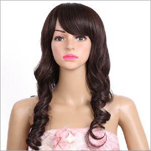 Ladies Wavy Hair Wig