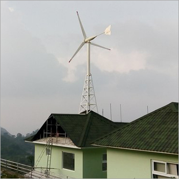 Customized Wind Turbine