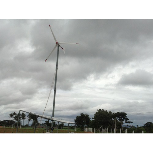 Industral Renewable Energy System