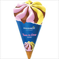 Two in One Cone