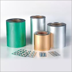 Aluminium Foil for Pharma